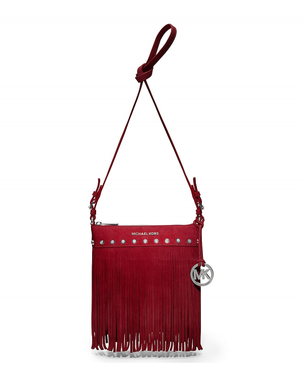 Сумка MICHAEL Michael Kors Small Billy Messenger Scarlet