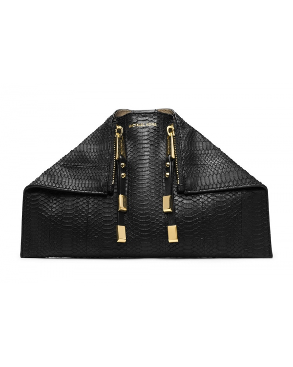 Клатч Michael Kors Harlow Clutch Black