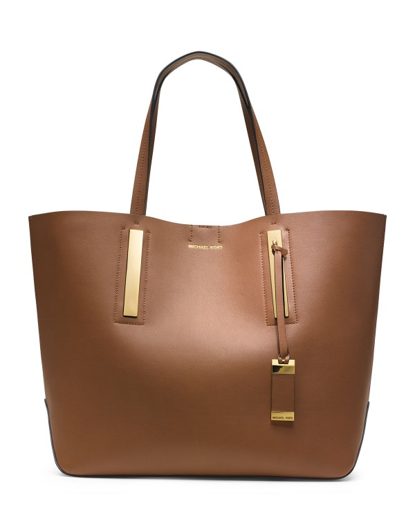 Сумка Michael Kors Medium Jaryn Tote Luggage