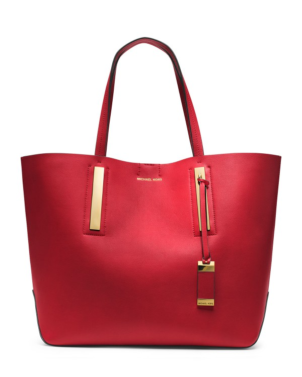 Сумка Michael Kors Medium Jaryn Tote Scarlet