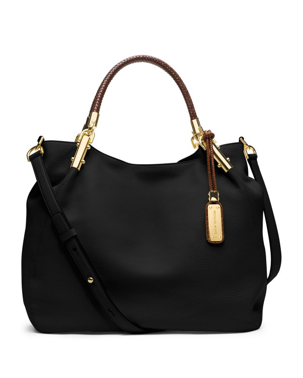 Сумка Michael Kors Large Skorpios Shoulder Bag Black