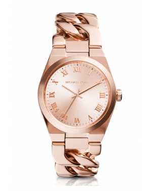 Часы Michael Kors Channing Rose Gold-tone Watch MK3414