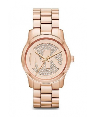 Часы Michael Kors Runway Rose Gold-tone Ladies Watch MK5853