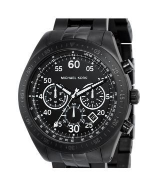 Часы Michael Kors Black Stainless Steel Watch MK8139