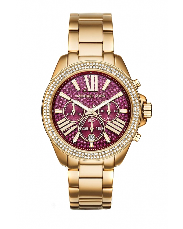 Часы Michael Kors Wren Gold-Tone Watch MK6290