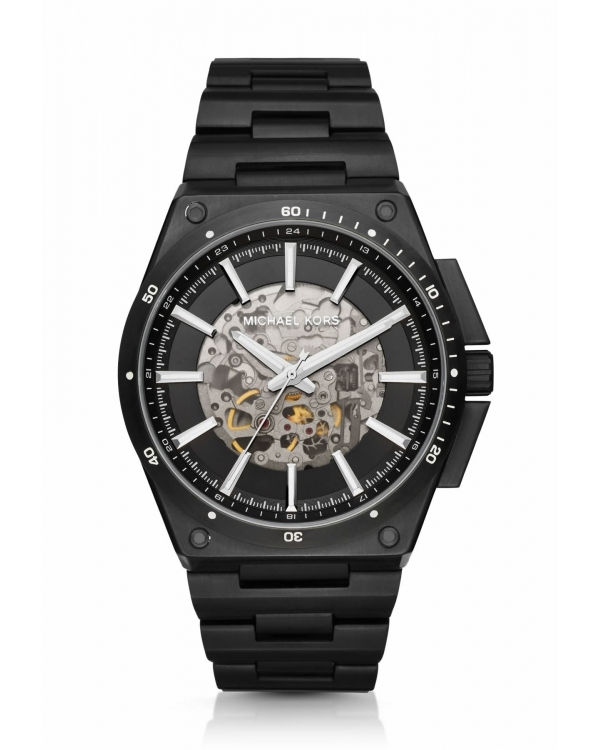 Часы Michael Kors Wilder Automatic Black-Tone Watch MK9023