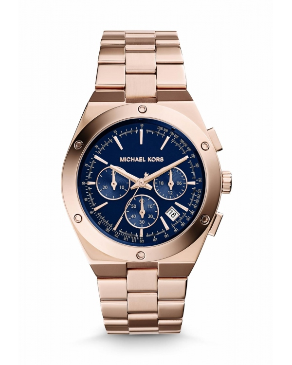 Часы Michael Kors Reagan Rose Gold-Tone Watch MK6148