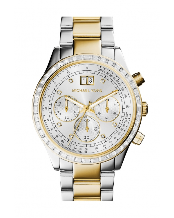 Часы Michael Kors Brinkley Two-Tone Watch MK6188