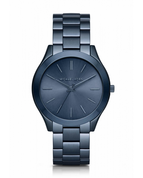 Часы Michael Kors Slim Runway Blue Watch MK3419