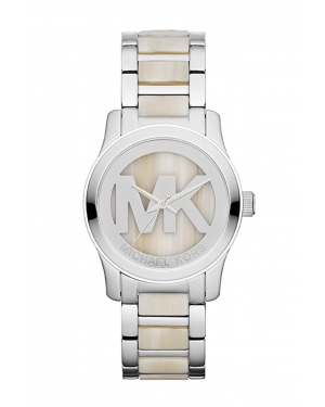 Часы Michael Kors Runway Silver-tone Watch MK5787