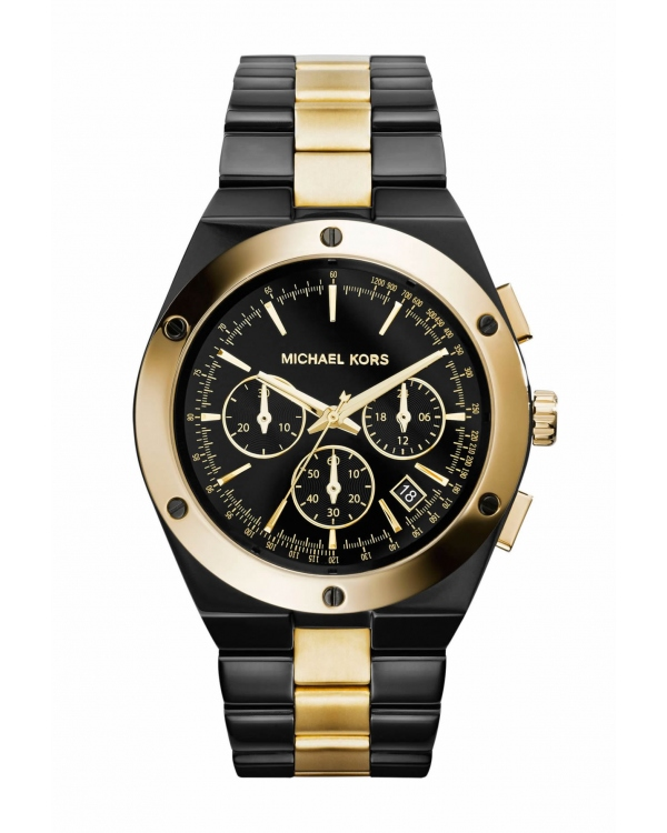 Часы Michael Kors Reagan Chronograph Two-Tone Watch MK5995