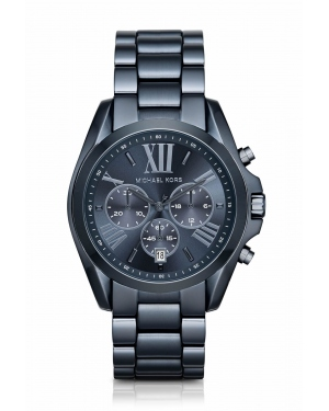 Часы Michael Kors Oversized Bradshaw Blue Watch MK6248