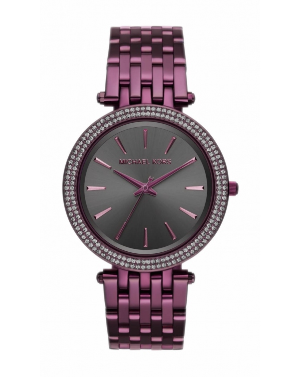 Часы Michael Kors Darci Plum-Tone Watch MK3554