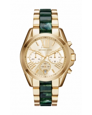 Часы Michael Kors Bradshaw Gold-Tone And Acetate Watch MK6397