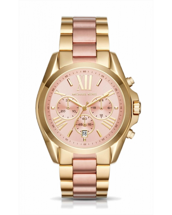 Часы Michael Kors Bradshaw Two-Tone Watch MK6359