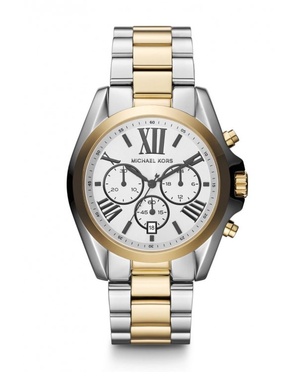 Часы Michael Kors Bradshaw Two-tone Watch MK5855