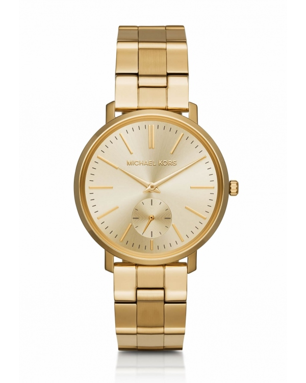 Часы Michael Kors Jaryn Gold-Tone Watch MK3500