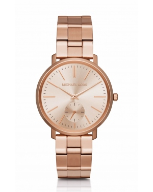 Часы Michael Kors Jaryn Rose Gold-Tone Watch MK3501