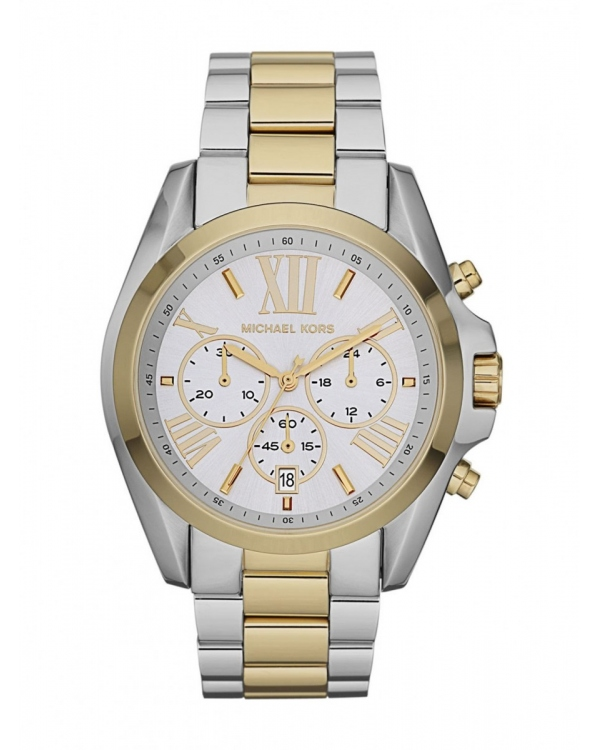 Часы Michael Kors Bradshaw Two-tone Watch MK5627