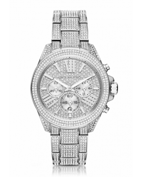 Часы Michael Kors Wren Silver-Tone Watch MK6317