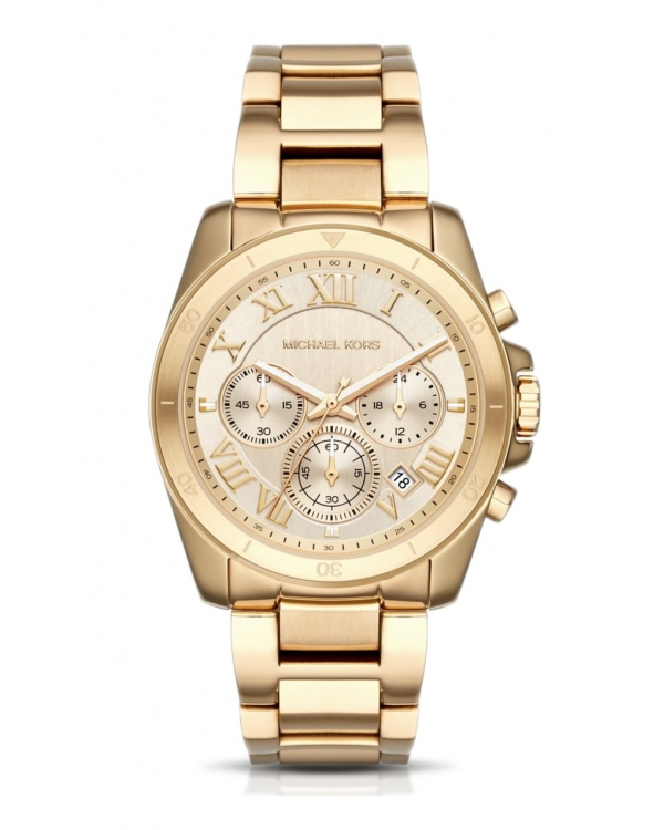Часы Michael Kors Brecken Chronograph Ladies Watch MK6366