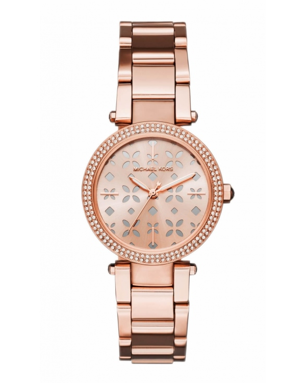 Часы Michael Kors Parker Rose Gold-Tone Watch MK6470