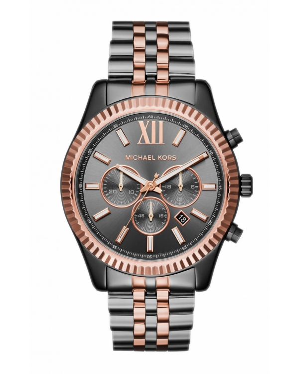 Часы Michael Kors Lexington Two-Tone Watch MK8561