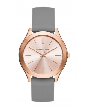 Часы Michael Kors Slim Runway Rose Dial Ladies Watch MK2512