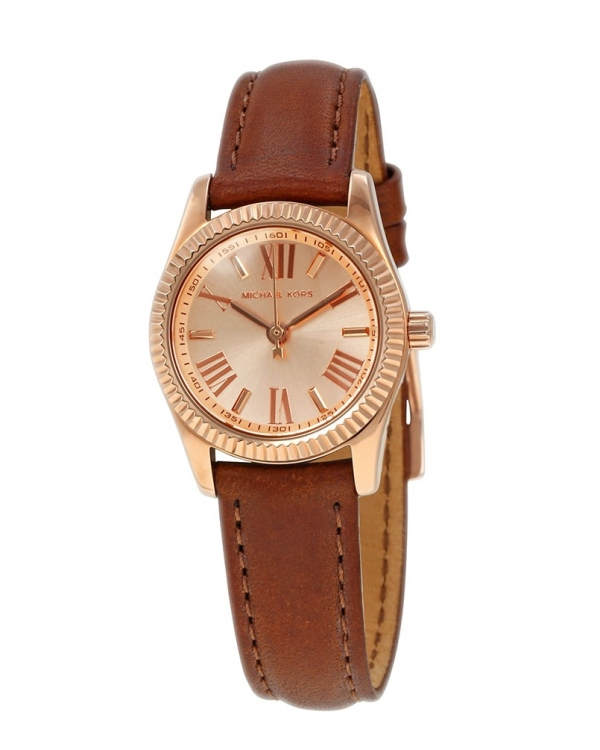 Часы Michael Kors Lexington Mini Rose Gold Dial Ladies Watch MK2540