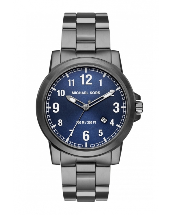 Часы Michael Kors Paxton Blue Dial Mens Watch MK8499