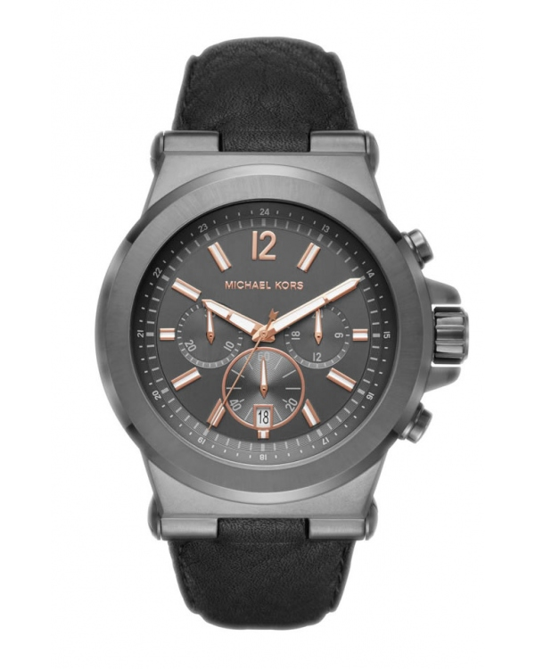 Часы Michael Kors Dylan Grey Dial Mens Chronograph Watch MK8511