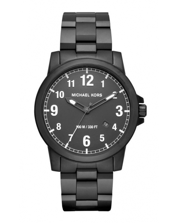 Часы Michael Kors Paxton Black Dial Mens Watch MK8532