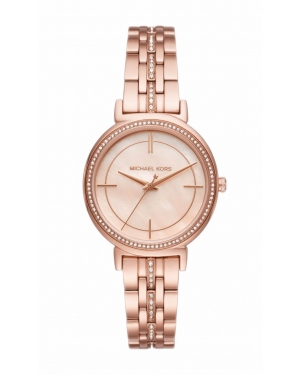 Часы Michael Kors Cinthia Rose Gold-Tone Watch MK3643