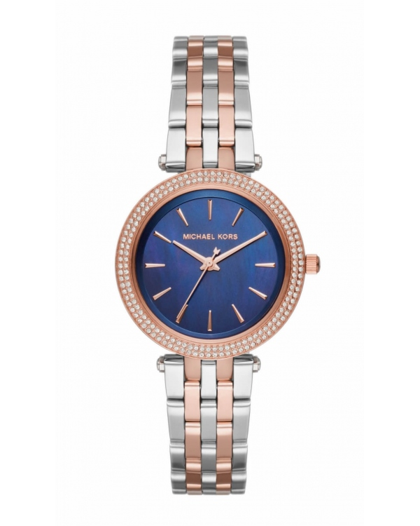 Часы Michael Kors Darci Pave Two-Tone Watch MK3651