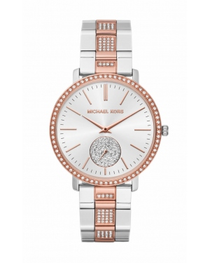 Часы Michael Kors Jaryn Pave Two-Tone Watch MK3660