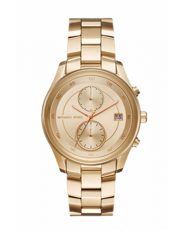 Часы Michael Kors Briar Gold-Tone Watch MK6464