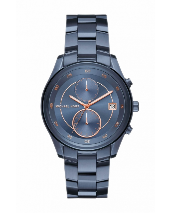 Часы Michael Kors Briar Navy-Tone Watch MK6468