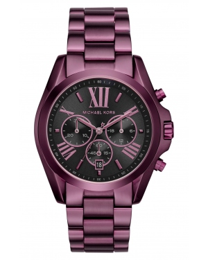 Часы Michael Kors Bradshaw Plum-Tone Watch MK6398