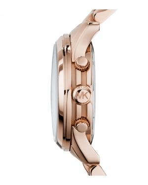 Часы Michael Kors Watch Hunger Stop Runway Rose Gold-Tone Stainless Steel Watch MK5972