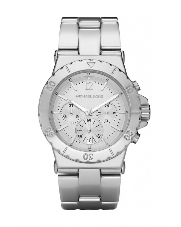 Часы Michael Kors Dylan Silver-Tone Stainless Steel Watch MK5462