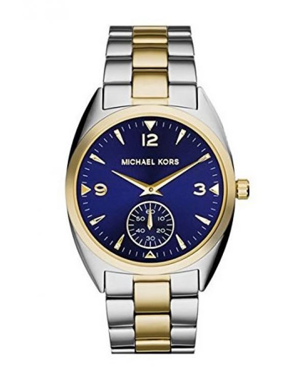 Часы Michael Kors Callie Blue Dial Two-tone Unisex Watch MK3343