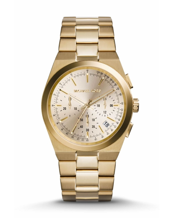 Часы Michael Kors Channing Gold-Tone Stainless Steel Watch MK5926