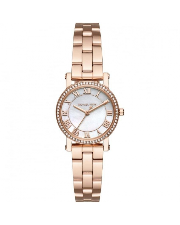Часы Michael Kors Norie Mother of Pearl Dial Laides Watch MK3558