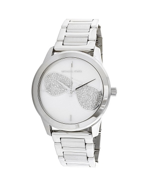 Часы Michael Kors Hartman Silver Dial Ladies Watch MK3672